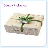 Rectángulo de regalo coloreado cartulina caliente de la venta para empaquetar