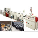 Machine en plastique d'extrusion de pipe de PVC d'UPVC CPVC
