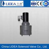 Valvola di regolazione resistente alla corrosione del solenoide del PVC di 2 modi