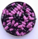 Kapsel-Gelatine leeren Bse 100%/Tse freie Hala-Schutzkappen Kapsel-Größe 4