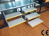 CE Automatic Folding Steps com Single Step e 2 Steps
