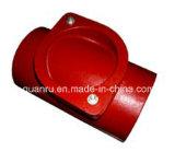 Installazione di En877/ASTM A888/DIN15922/ISO6594