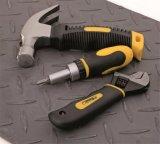 La main usine sous peu la trousse d'outils tronquée du tournevis 3PCS de clé de marteau de griffe de traitement