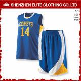 Uniformes faits sur commande Chine de basket-ball de sublimation d'hommes