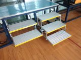 CE Certified Automatic Folding Steps para Motohome com Loading Capacity 200kg