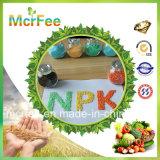 NPK水Solublenpkの水溶性の葉状肥料