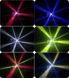 Minibewegliche Hauptstadiums-Beleuchtung des träger-4X15W LED mit drehen Objektiv