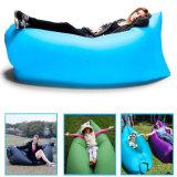 Sofa gonflable d'air de lieu de visites de Lamzac de sac de couchage de sac paresseux de salon de plage