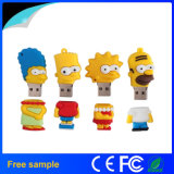 Heißes Verkaufs-Karikatur-EntwurfBart Simpsons USB-Blitz-Laufwerk