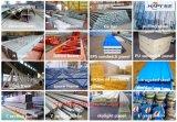 Construcción de acero modificada para requisitos particulares con el equipo del conjunto completo para la casa de pollo 2016