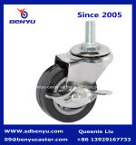 Sofa를 위한 PU Locking Caster Wheel