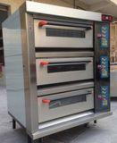 6 Tellersegment LuxuxElctric Ofen für hohes klassisches Bäckerei-System