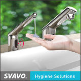 Bacia de lavagem Top Automatic Soap Dispenser para Lavatório (V-SEN3075)
