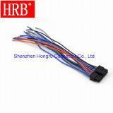 Micro-Ajuster le récipient renfermant le fil simple de rangée pour câbler le connecteur