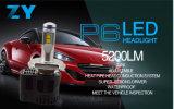 Faro automatico di Philips LED della lampadina di P6 55W 5200lm H4