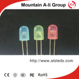 Leuchte-ausstrahlende Diode Straw Hat LED Diode RGB-553