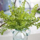 Пластмасса выходит цветок Aritificial для венчания/украшения домашних/сада (SF15659A/1)