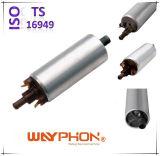 OEM per: Airtex: E3964, Opel: 815001, Bosch: Pompa della benzina elettrica di alluminio Argento-Bianca 0580314097 per Opel-Omega 1996; Cadillc; Chevrolet (WF-4316)