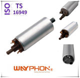 Soem für: Airtex: E3964, Opel: 815001, Bosch: Silber-Weiße elektrische 0580314097 Aluminiumkraftstoffpumpe für Opel-Omega 1996; Cadillc; Chevrolet (WF-4316)