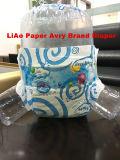 Bester Verkaufs-erstklassige wegwerfbare Baby-Windel, niedriger Preis
