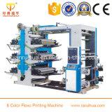 6 Farben-Shirt-Beutel-Drucken-Maschinen-Preise