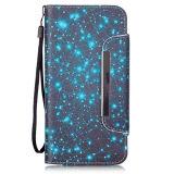 Кожаный мобильный телефон Flip Cover Case для iPhone