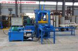 Máquina de fabricación del bloque de cemento/ladrillo/pavimentadora del cemento trabajar a máquina/maquinaria de construcción huecos