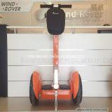 """""""trotinette"""" elétrico de China do balanço da roda da maçaroqueira dois do vento (V6)"""