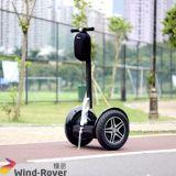 Elektrisch ZelfSaldo Twee van de Autoped Fiets van het Vervoer van Wielen de Persoonlijke