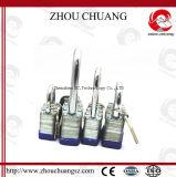 Lucchetto laminato sicurezza ad alta resistenza della lamiera di acciaio del metallo