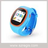 GPS 아이들은 반대로 분실한 이동할 수 있는 셀룰라 전화 지능적인 전화 시계를 방수 처리한다