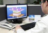 Прессформа впрыски специального изготовленный на заказ бегунка посещаемости времени фингерпринта экрана касания биометрического холодного пластичная