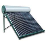 避難させた管の太陽熱湯システム