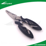Engranaje de los alicates del cortador de la pesca de la herramienta de mano