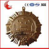 Medalla de encargo de la venta del recuerdo caliente del metal para la promoción