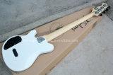 Guitare musique/5-String basse électrique blanche de Hanhai