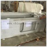 Countertop гранита сезама белый для селитебного проекта кухни