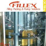 Machine de remplissage d'huile de cuisine de bouteille de Plasitic
