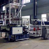 Zwei-Schicht LLDPE Form-Ausdehnungs-Film-Herstellung-Maschine