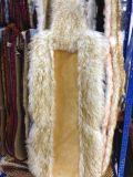De Wol van de winter vult Kussens van het Haar van de Matten van de Auto de Lange op