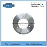 A circular da fonte da fábrica viu para tipos das máquinas