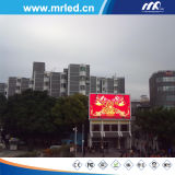 Bon écran polychrome extérieur d'Afficheur LED de la qualité P10mm (IMMERSION 5454)