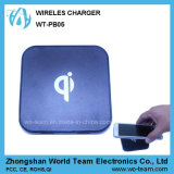 Universial Mini Mobile Phone Wireless Charger con Qi Standard