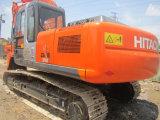 Excavatrice utilisée Hitachi Zx200 de chenille