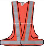 Тельняшка безопасности строительства дорог высокого качества изготовленный на заказ отражательная
