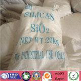 Polvo del silicón del llenador Sio2 del caucho natural de Tonchips 2015
