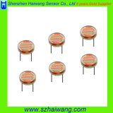 Response 빠른 Dia. 20mm Organic Glass Photoconductive Resistor Sensor Mj205 Series