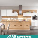 ヨーロッパ式の性質カラー食器棚の家具(AIS-K295)