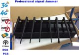Segnale Jammer 18W GSM WiFi GPS 3G 4G Mobile Phone Jammer 8antenna 8bands 60m