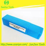 Bap300r/Bap400r Indexable Vierkante Houder van de Snijder van het Malen van de Schouder voor CNC de Tussenvoegsels van het Carbide van het Malen